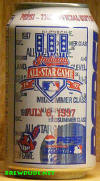 1997 ALL STAR GAME July 8 - Cleveland Indians